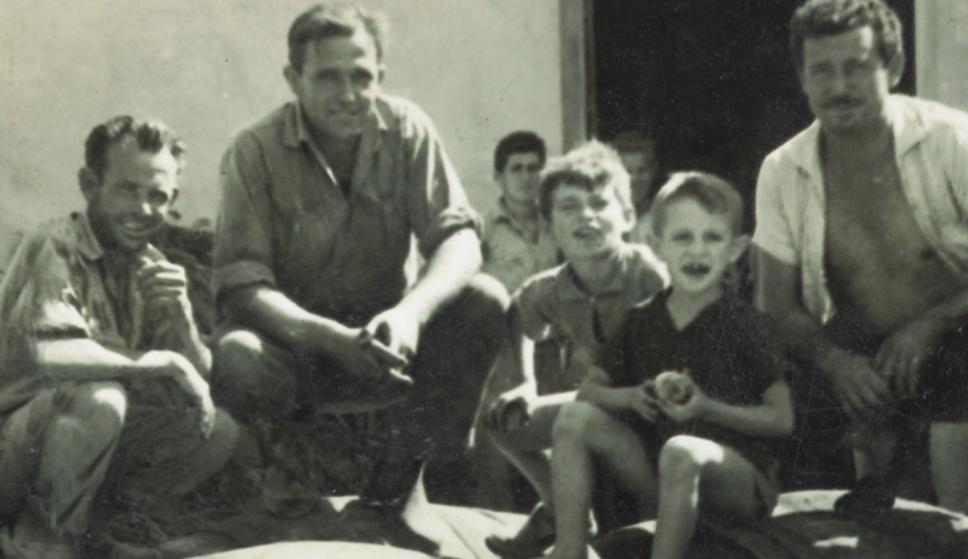 Foto familia antigua Torremar