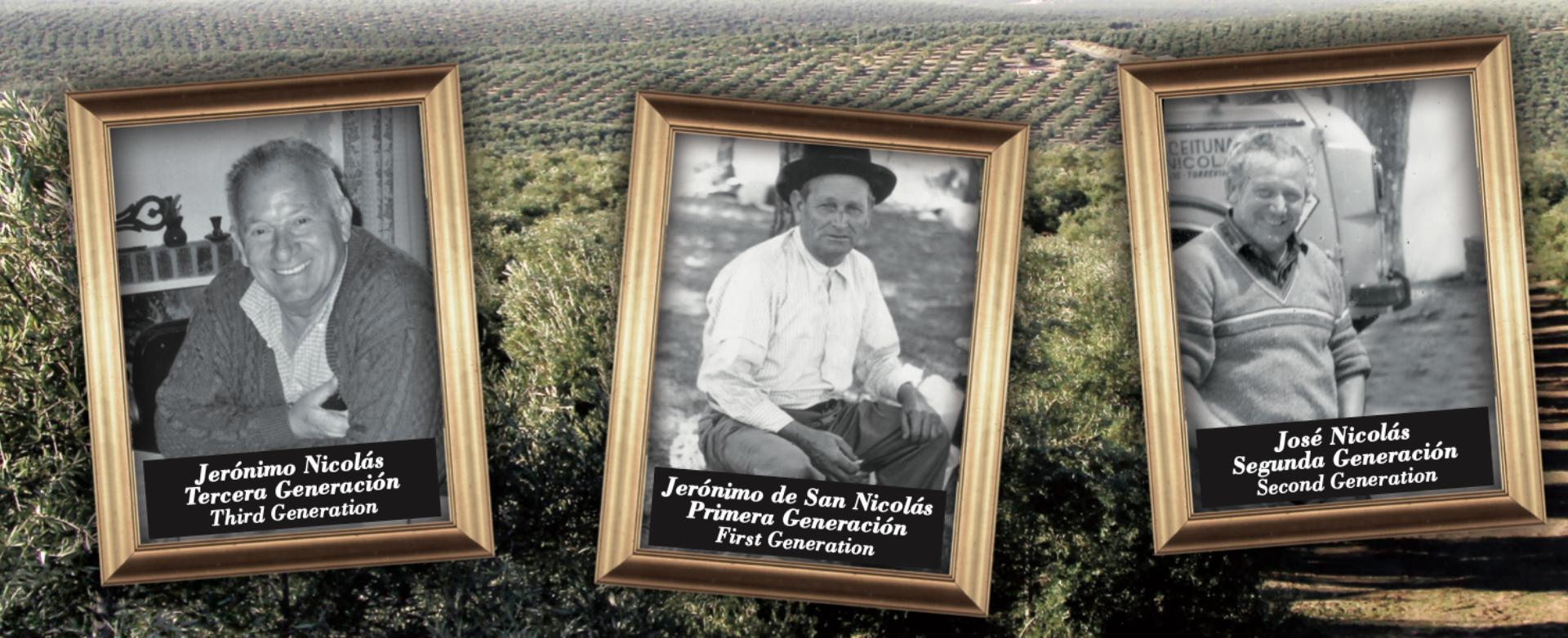 Foto familia cuadros antiguos Torremar