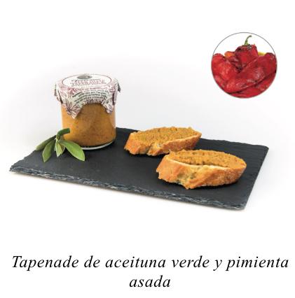 tapenade_aceituna_verde_pimienta_asada